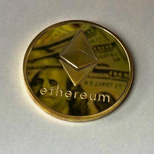 infolinia Ethereum ETH kryptowaluty telefon